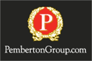 Logo of Pemberton Group