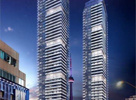 Primary photo of King Blue Condos