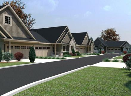 Primary photo of Village West Bungalow Townhomes