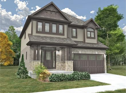 Primary photo of Highland Ridge by Eastforest Homes