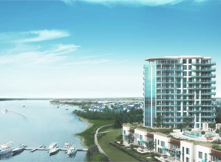 Primary photo of Condos Aquablu | Exquisite resort-style living