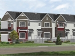 Clareview Vistas, Townhouse