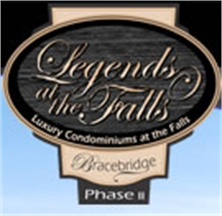 Legends at the Falls, Bracebridge