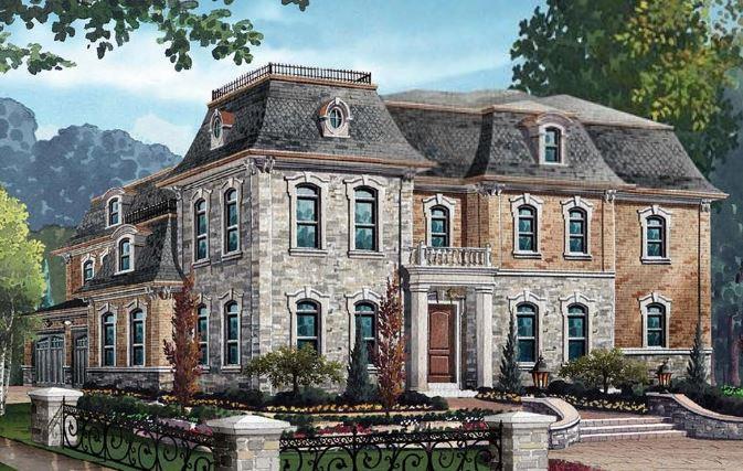 Kleinburg Heritage Estates In Vaughan ON Prices Plans Availability Enchanting Heritage Estates Garden Homes