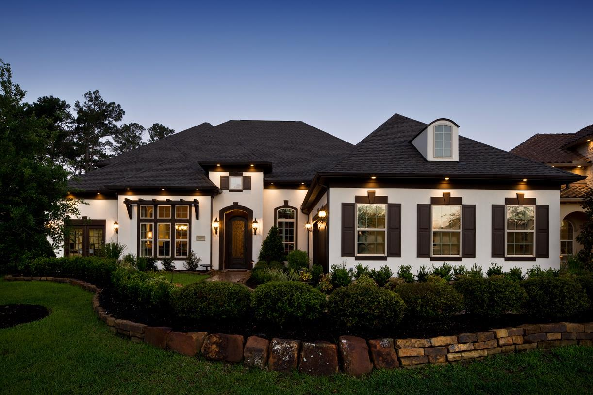 Terracina At Flower Mound In Flower Mound Tx New Homes Plans