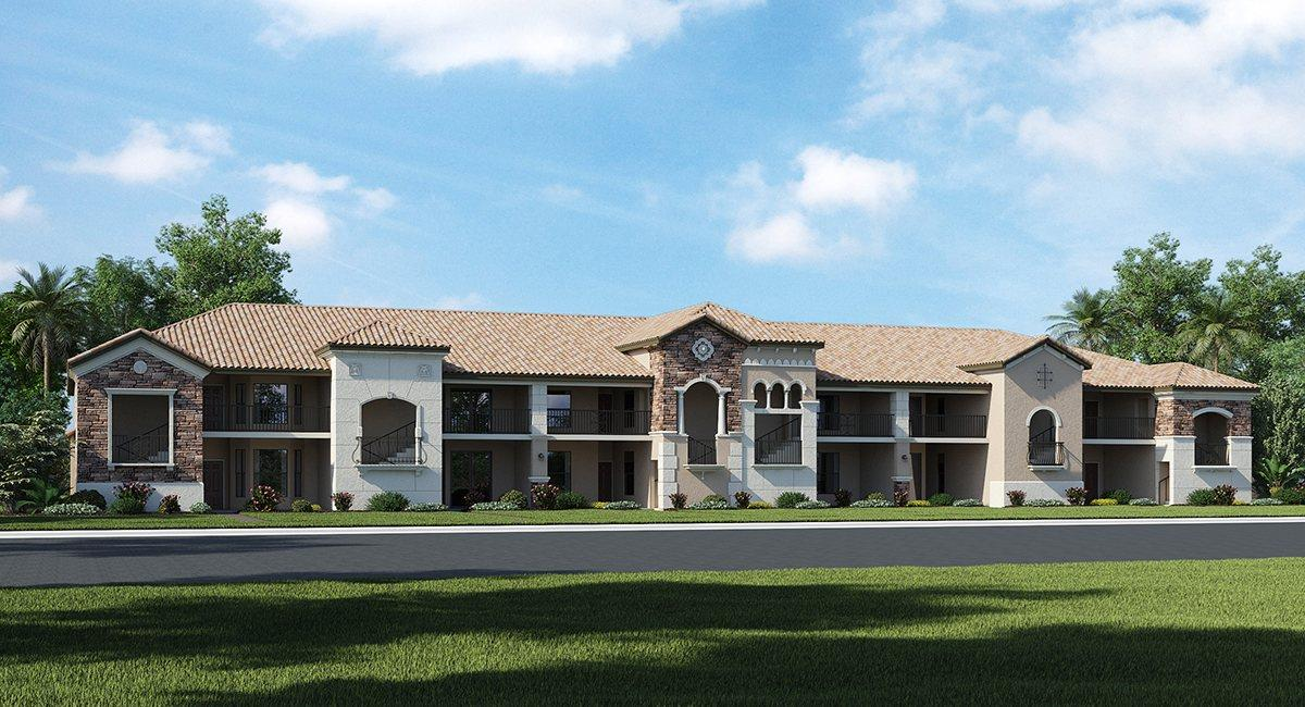 Bonita National Veranda Condominiums In Bonita Springs Fl
