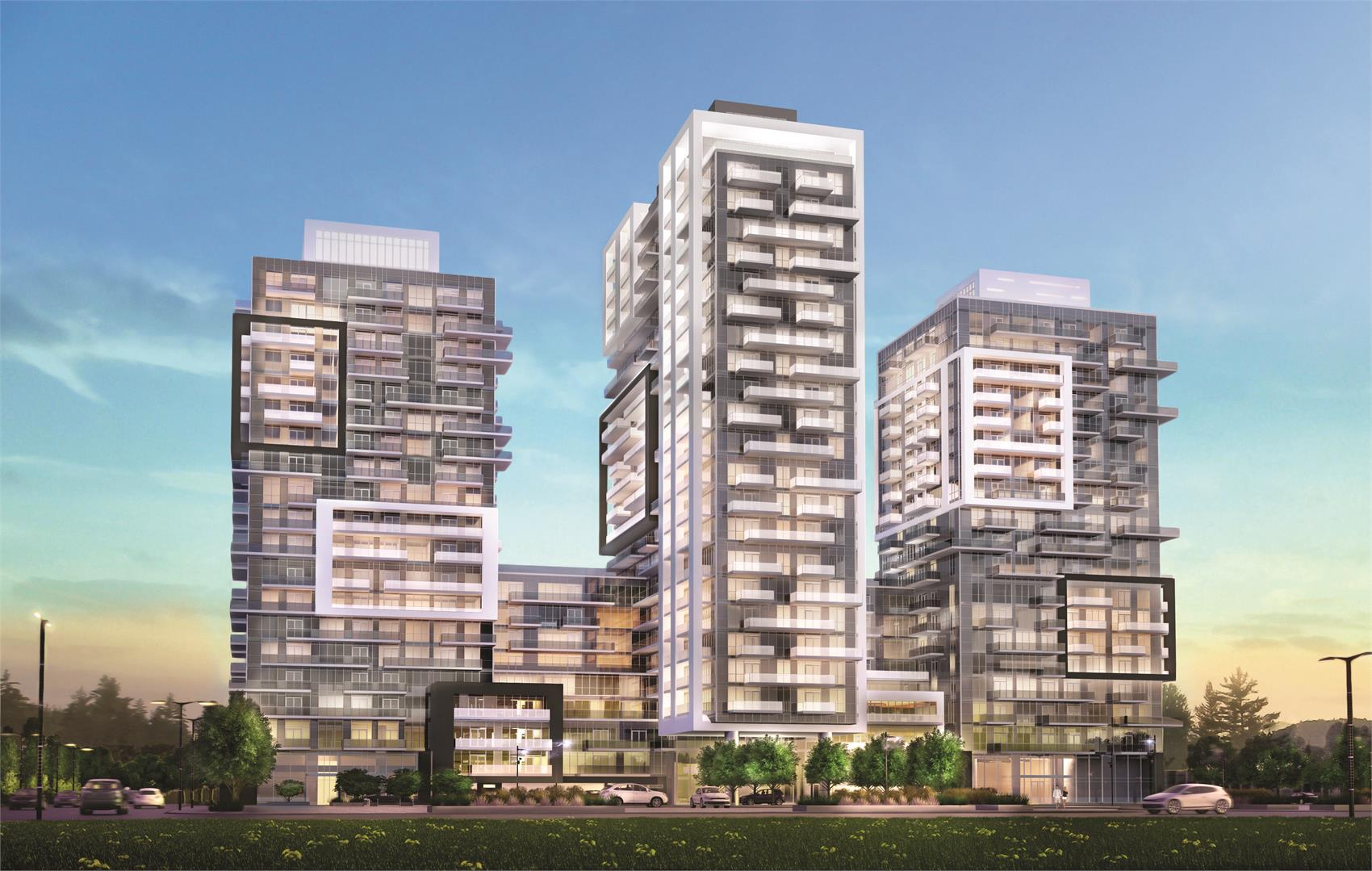 paradigm condos plans prices availability