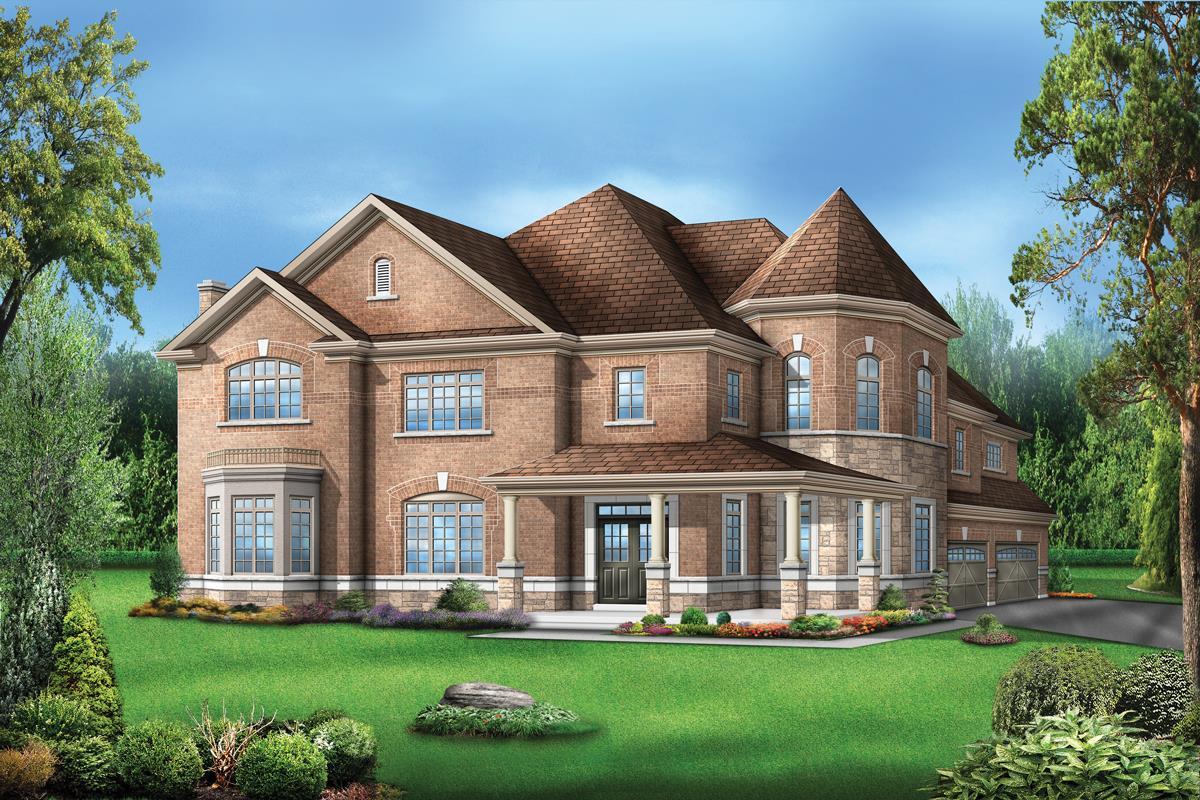 Greenpark model homes