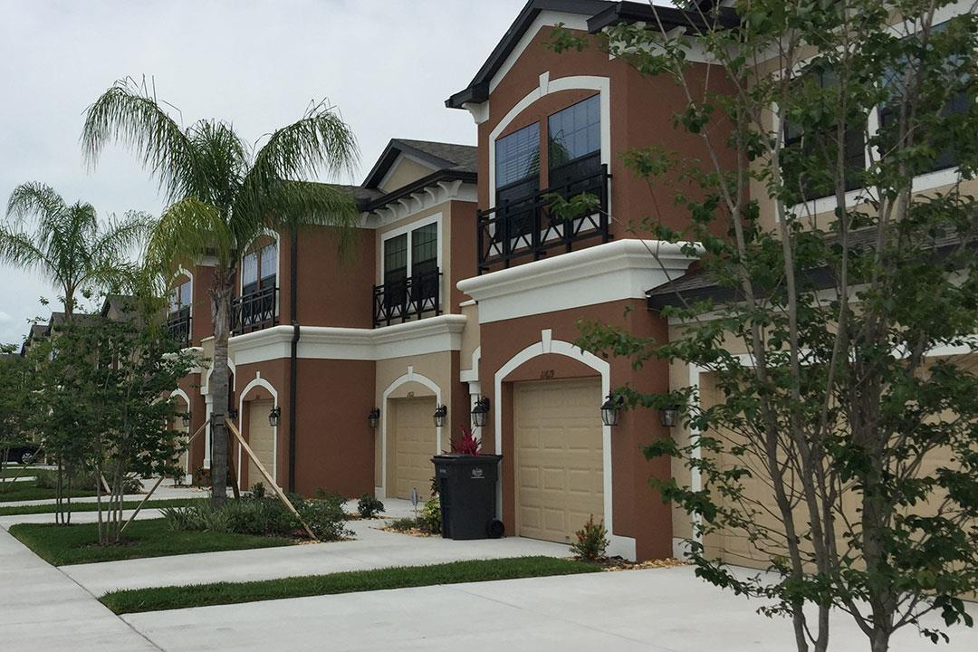 Westlake Townhomes In Westchase Fl Prices Plans Availability
