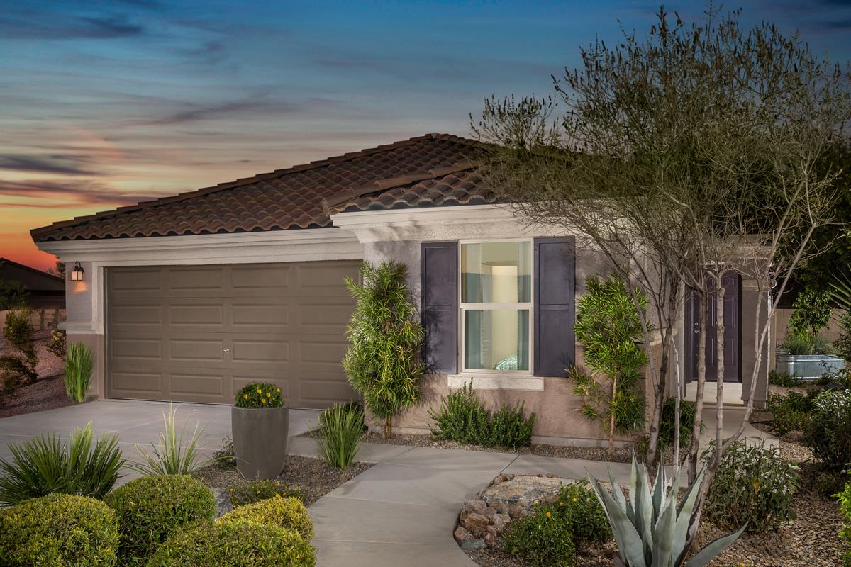 Kb Home At Gladden Farms In Marana Az Prices Plans Availability