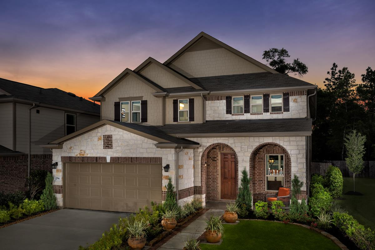 Cayden Creek In Conroe Tx Prices Plans Availability