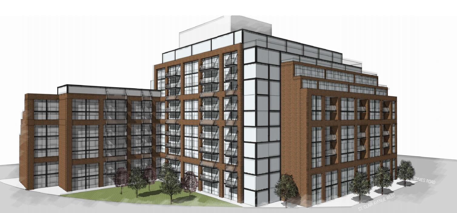 2306 st clair avenue west condos plans prices availability