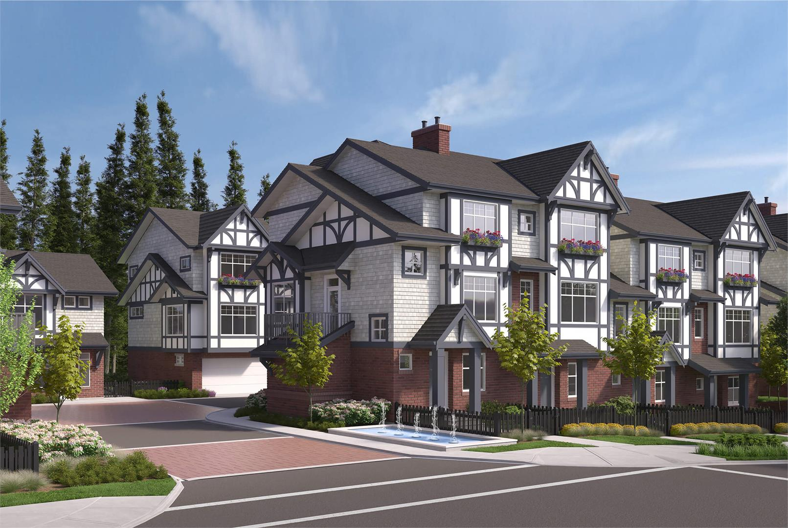 Image result for chelsea gate townhomes delta