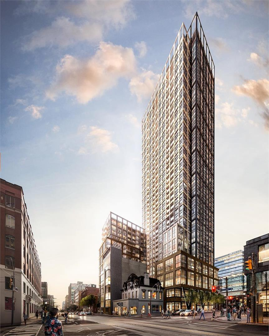 Image result for Peter & Adelaide Condos