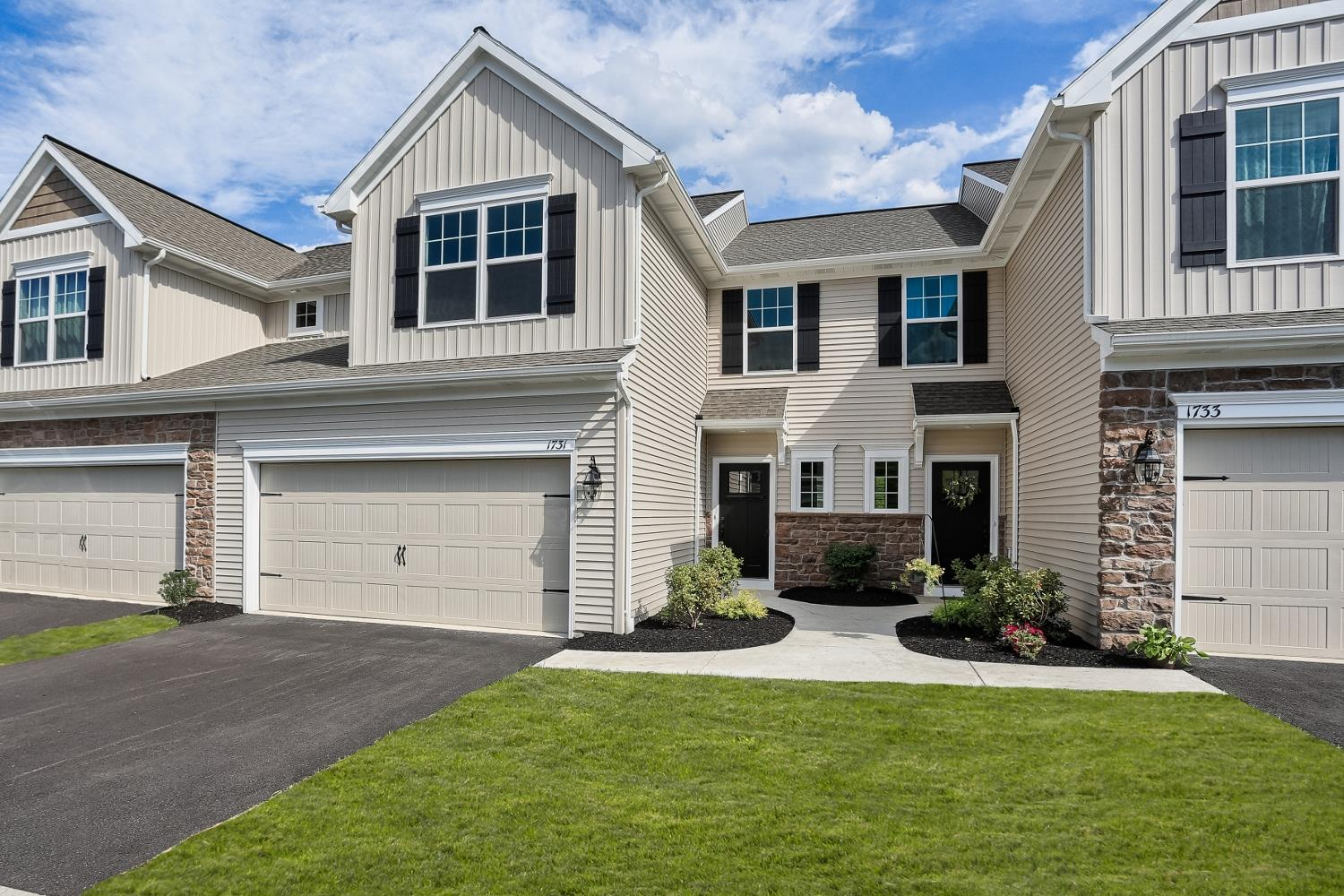 Orchard Glen Designer Townhomes In Mechanicsburg, PA | New Homes, Plans,  Units, Prices