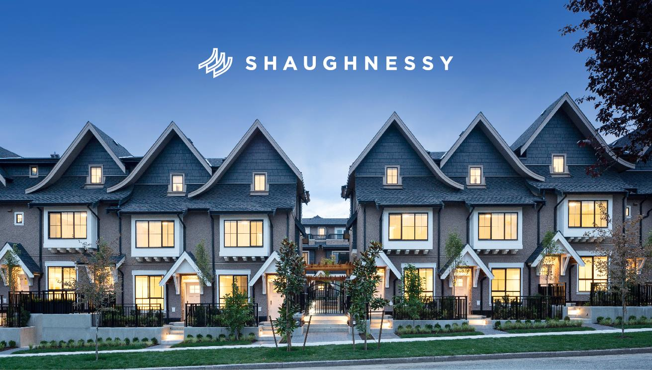 Shaughnessy Residences In Vancouver, BC | New Homes, Plans, Units, Prices