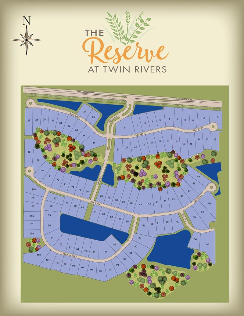 The Reserve At Twin Rivers In Parrish Fl Prices Plans Availability