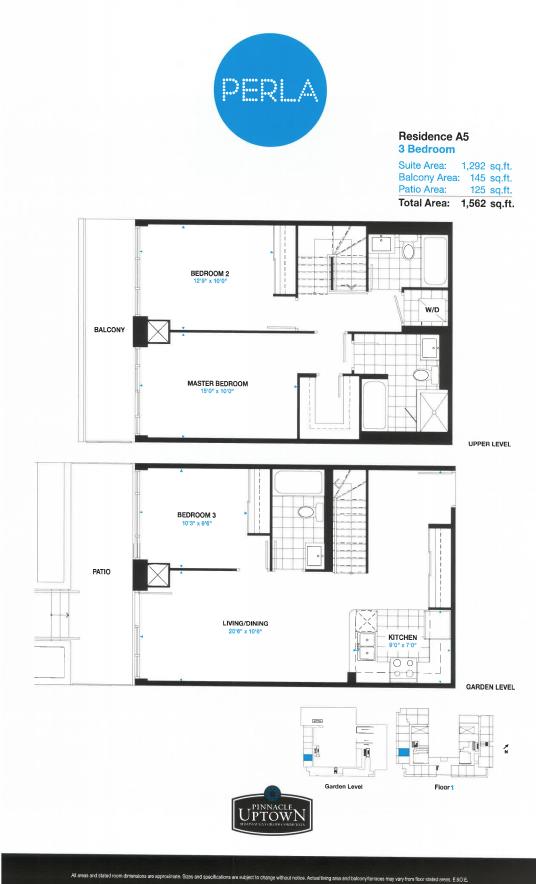 Floor plan of A5