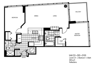 Reflections In Burnaby In Burnaby Bc Prices Plans Availability