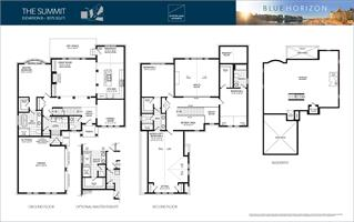 Blue Horizon Luxury Homes In The Blue Mountains On Prices Plans Availability