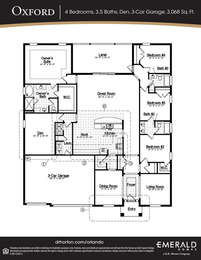 Somerset At Sanford Farms In Sanford Fl Prices Plans Availability