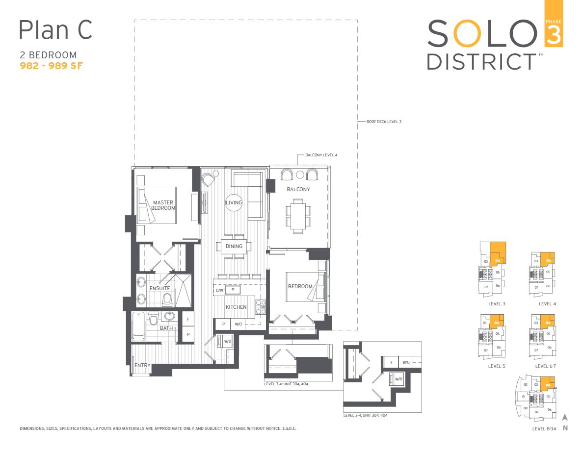 Solo District In Burnaby Bc Prices Plans Availability