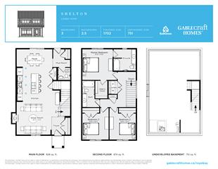 gablecraft homes in royal bay in victoria, bc | prices, plans, availability