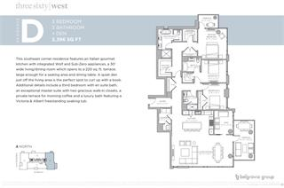 Three Sixty West In Chicago Il Prices Plans Availability