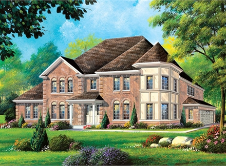 New Homes For Sale In Whitby Ontario