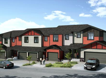 Jumping Pound Ridge Townhomes Plans Prices Availability
