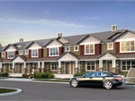 Exterior photo of Riverside Townhomes