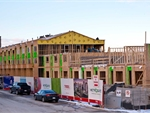 Construction photo of Townhomes at Metrogate