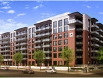 Exterior photo of Showcase Lofts