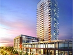 Exterior photo of One Park Place Condos
