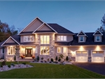 Exterior photo of Hidden Lake Estates Phase II by Doyle Homes