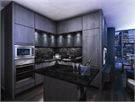 Interior photo of King Blue Condos