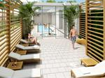 Tanning Area - Grand Spa