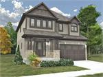 Exterior photo of Highland Ridge by Eastforest Homes