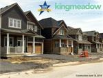 Construction photo of Kingmeadow