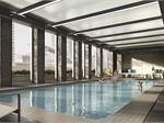 King Blue Condos Pool Rendering