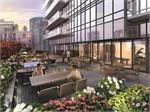 King Blue Condos Terrace Rendering