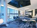 Penthouse Interior Rendering