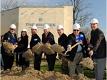 Ground Breaking for The Shores!