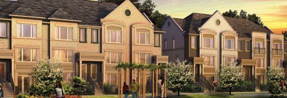 Trinity village brampton model homes