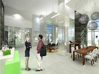 Interior photo of Limelight Condominiums