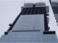 Construction photo of Four Seasons Toronto