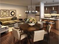 Interior photo of REFLECTIONS Residences at Don Mills