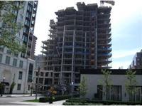 Construction photo of 77 Charles West