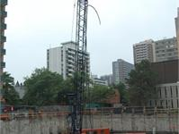 Construction photo of X2 Condos