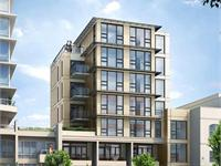 Exterior photo of The Werks Condos